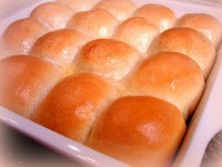 Thanksgiving rolls